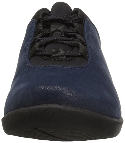 US 5 Synthetic Walking Shoe Pine Sillian CLARKS Navy Women's 8 W qnaPSwp
