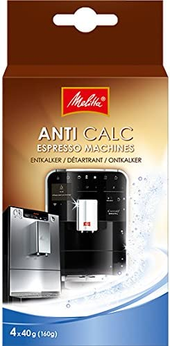 Melitta AntiCalc Powder For Espresso Machines Pack of 2 sachets