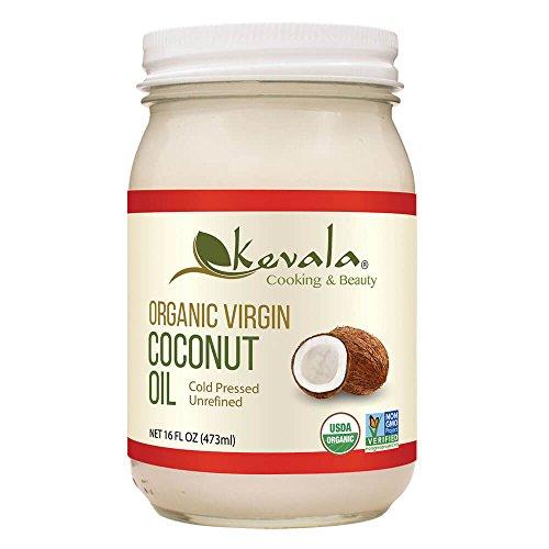Kevala Organic Raw Coconut Oil product image