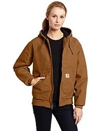 Women's Lined Sandstone Active Jacket WJ130
