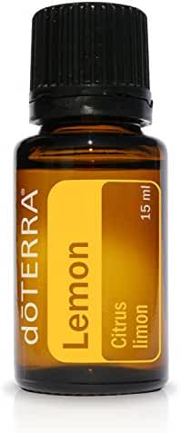 doTERRA Lemon Essential Oil - 15 mL