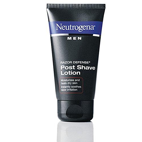 Neutrogena Men Razor Défense Poster Shave Lotion, 2,5 once (Pack de 4)