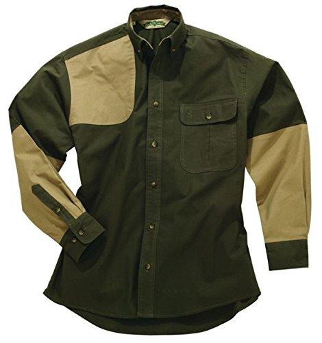 boyt-harness-womens-high-prairie-hunting-shirt-red-tan-small