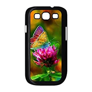 Butterfly ZLB579350 DIY Phone Case for Samsung Galaxy S3 I9300, Samsung Galaxy S3 I9300 Case