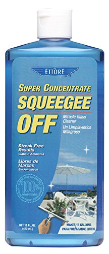 Ettore 30116 Squeegee-Off Window Cleaning Soap, 16-ounces (2 pack)