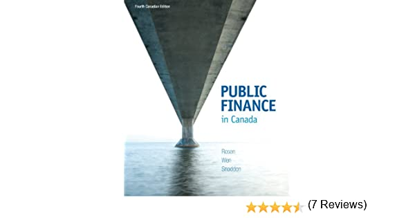 Public finance in canada harvey s rosen jean francois wen public finance in canada harvey s rosen jean francois wen professor tracy snoddon professor 9780070071834 books amazon fandeluxe
