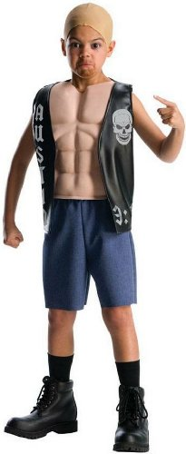 Deluxe Stone Cold Steve Austin Costume - Large by Rubies Costume Co, Inc.