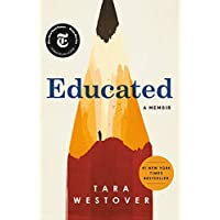 Deals on Educated: A Memoir Hardcover