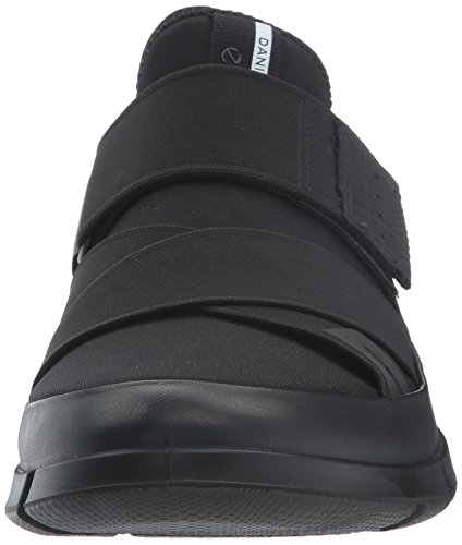 ECCO Intrinsic 1, Zapatillas para Hombre Negro (Black/black)