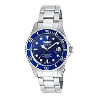 Invicta Men's Pro Diver Quartz Watch w/Stainless-Steel Strap 9204OB