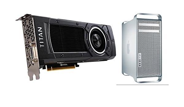 Nvidia Titan X 12 GB para Mac Pro 2008 - 2012 (Tarjeta ...