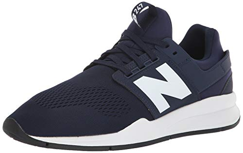 Uomo White Sneaker Balance New Melange Pigment Blu 247v2 Munsell CtORxn1zq7