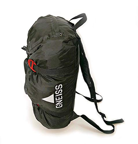 - GNEISS Brand Rock Climbing Rope Bag