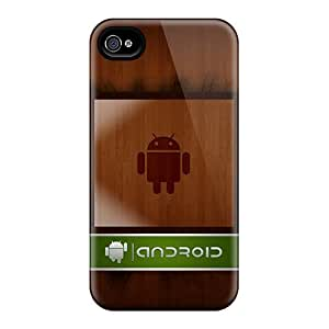 XiFu*Mei4/4s Scratch-proof Protection Case Cover For Iphone/ Hot Android Phone CaseXiFu*Mei