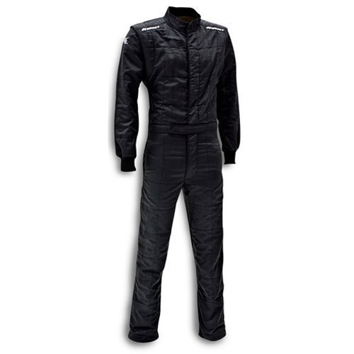 - Impact Racing 24215410 Racer Suit SFI 3.2A/5 Rated Black