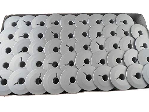 - NGOSEW Aluminum Lightweight Bobbins with Slot for Juki TL-2000Qi, TL-2010Q, TL-2200QVP Mini, TL-98E, TL-98P, TL-98Q, TL-98QE. (20)