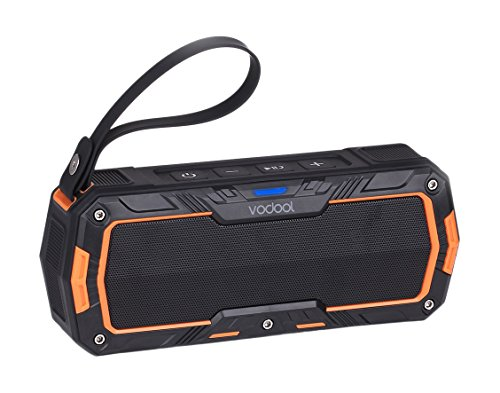Vodool Bluetooth 4 1 Speakers Chargeable