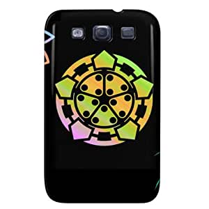 Slim Fit Protector For Galaxy S3 Case Cover Black NBwMZx4ZqW