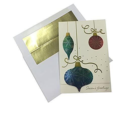 Ornament Christmas Cards: Amazon.com