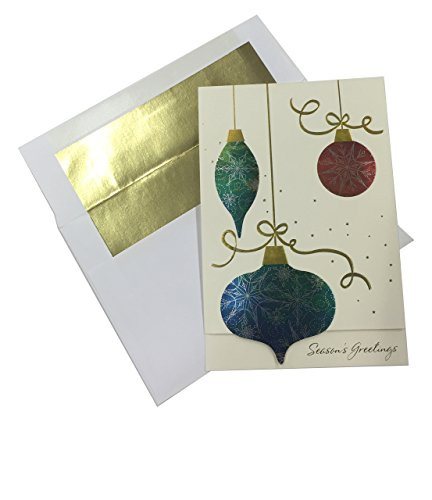 BetterBuy Greetings Christmas Embossed Envelopes product image