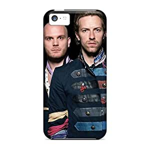 Iphone 5c YyK10124fxhc Allow Personal Design Trendy Coldplay Band Skin Protective Hard Phone Case -TimeaJoyce