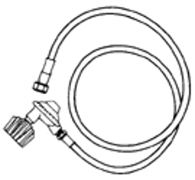 "PartsBlast Replacement Grill 24"" LP Hose and Regulator QCC-1 Connection 80012 For Weber"