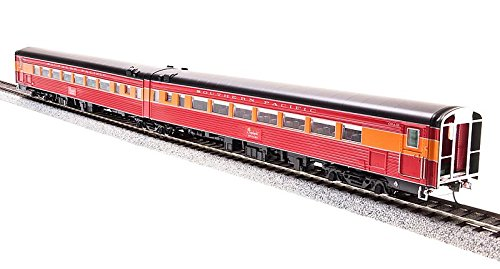 Broadway Limited Southern Pacific Coast Daylight Passenger Car Articulated Chair HO Scale