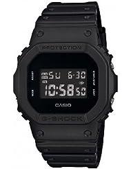 Casio - Mens Watches - Casio G-Shock - Dw-5600Bb-1Er Monotone Matte Black Watch