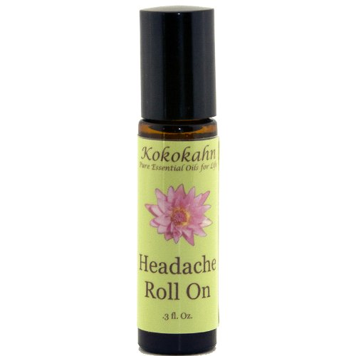 Headache Relief Aromatherapy Roll On by Kokokahn, Health Care Stuffs