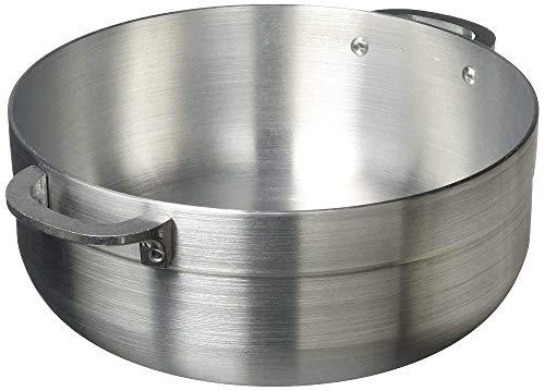 TkUniware Home Kitchen, Dining & Bar Aluminum Caldero Stock Pot (4.63 Quart) 9999-7 from TkUniware