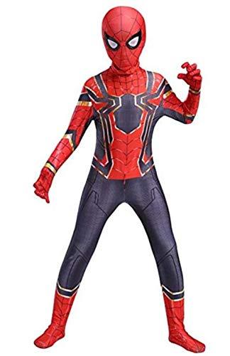 Cosplay Costume Kids Bodysuit Superhero Costumes Lycra