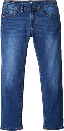 7 For All Mankind Kids Mens Slimmy Jeans in Bristol (Little Kids/Big Kids) Bristol 7 Big Kids One Size