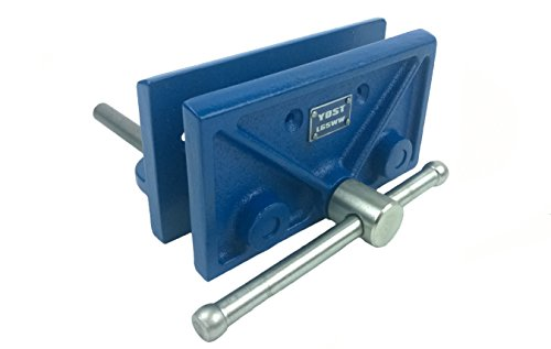 Yost L65WW Hobby Wood Working Vise, Blue]()