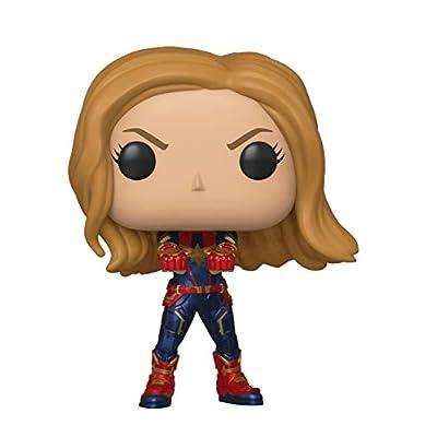 Funko Pop! Marvel: Avengers Endgame - Captain Marvel: Toys & Games
