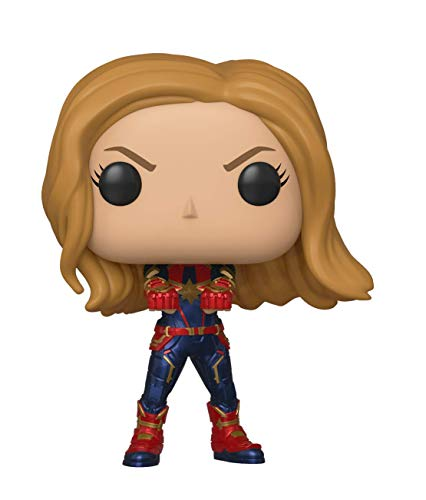 (Funko Pop! Marvel: Avengers Endgame - Captain Marvel)