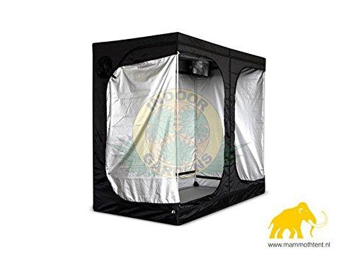 Grow Schrank Mammoth Tents Dark Box Lite L 240x120x200cm