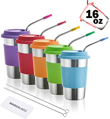 Stainless Silicone Drinking Tumblers Children product image