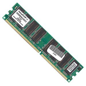 Kingston ValueRAM 512MB DDR266 SDRAM PC-2100 184-pin (Pc 2100 Ddr266 Computer Memory)