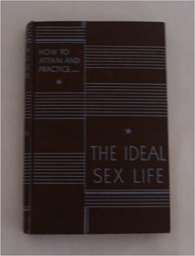 ideal sex life
