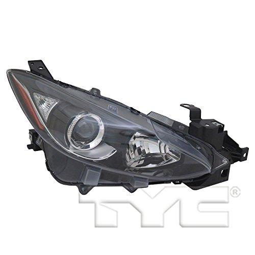 - TYC 20-9523-01-9 14-15 3 Halogen H.L RH Headlight
