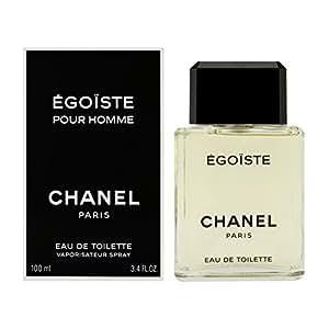 Amazon.com   Egoiste by Chanel for Men, Eau De Toilette Spray, 3.4 ... a9fc62471d