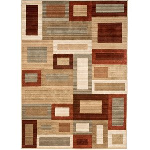 Amazoncom Better Homes and Gardens Franklin Squares Woven