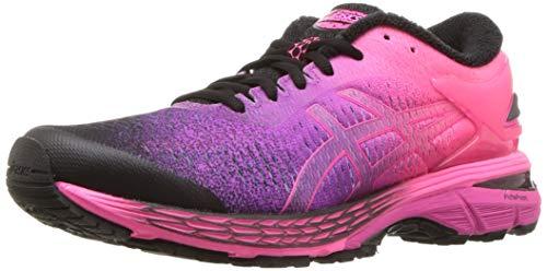 Asics Kayano Gel Womens - ASICS Women's Gel-Kayano¿ 25 SP Black/Black 9 B US