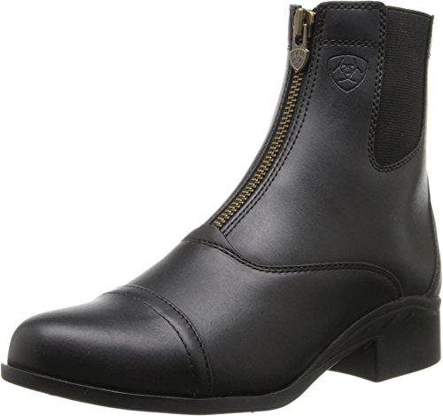 Ariat Scout Ladies Zip Paddock Boot - Black,9