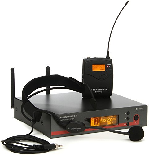 Sennheiser EW 152 G3-G-US headset EW system by Sennheiser