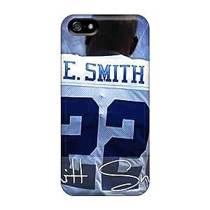 Jamesler Tev2341hsII Case Cover Skin For Iphone 5/5s (dallas Cowboys)