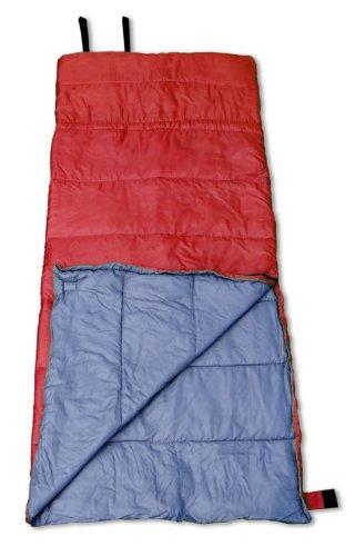 Badger Sleeping Bag - Color: Red