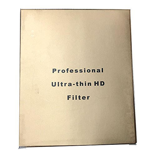 SHUNYI 82mm titanium alloy membranes DUC protection lens UV filter cut-off filter by SHUNYI (Image #2)