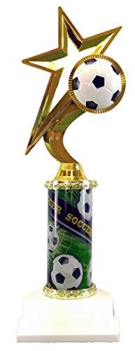Soccer Column Trophys Trophies - 1