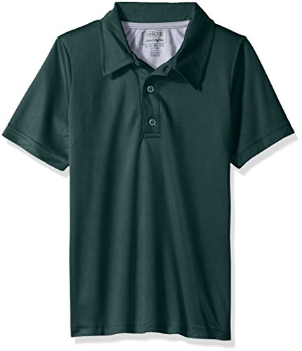 Cherokee Boys' Uniform Short Sleeve Performance Polo Shirt by Cherokee (Image #1)